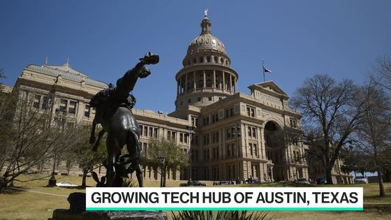 Hedge Funds, Tech Spur Texas Wealth Boom as California Fades