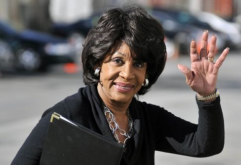 Ethics Panel Counsel Recommends Against Action on Maxine Waters