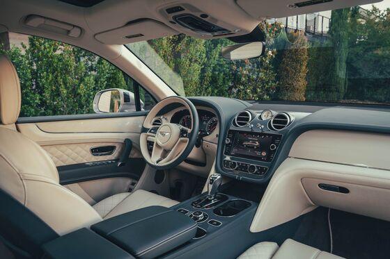 Bentley's Least Expensive Offering Is NowIts Best SUV