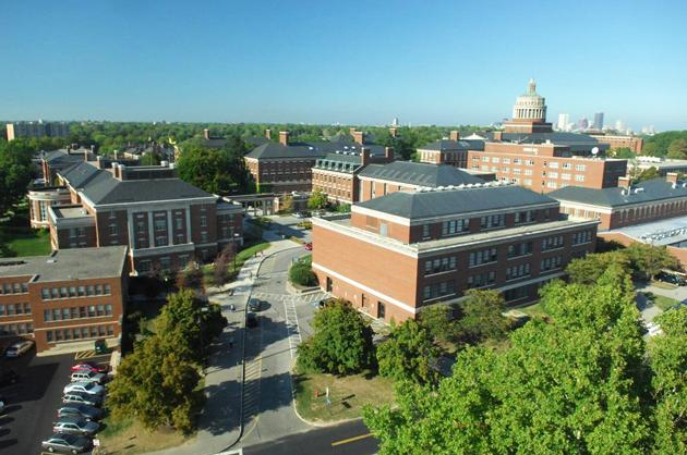 43. University of Rochester