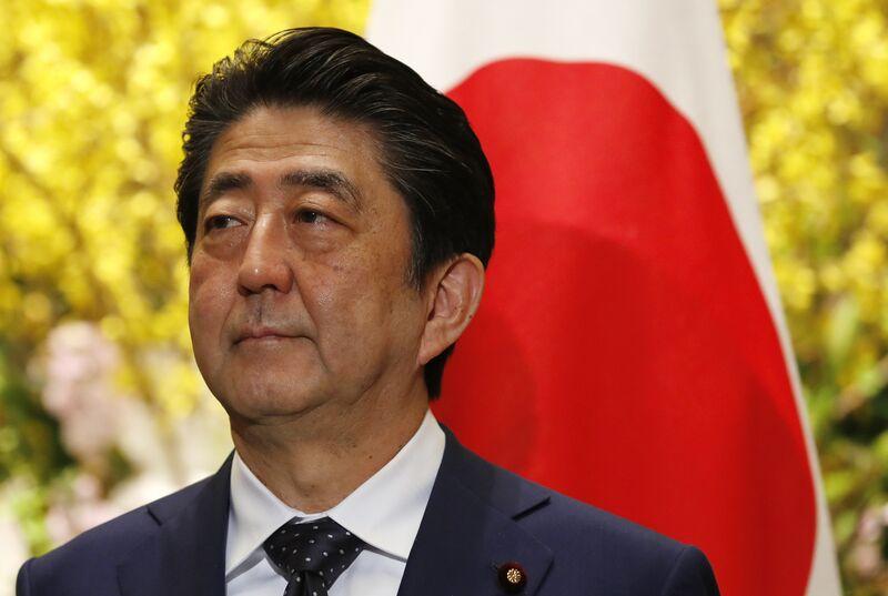 How Abe Became Japans Ultimate Political Survivor Bloomberg