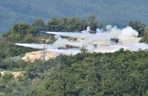 SKOREA-NKOREA-SKOREA-US-MILITARY-DRILL