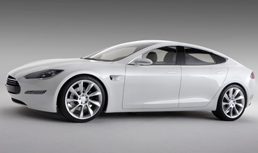 Tesla's Electric Car for the (Well-Off) Masses
