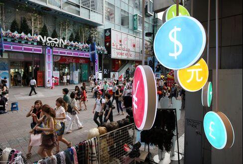 Debt Burden Adds to Strengthening Won in Crimping Korea Rebound