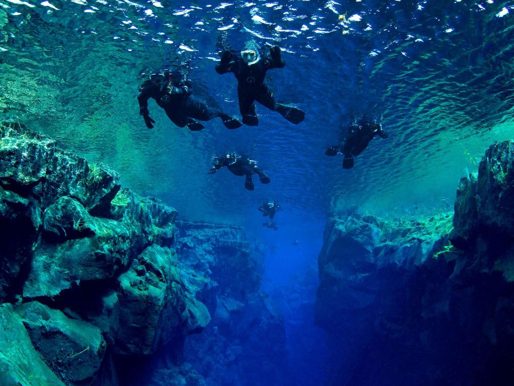 These Are the Most Extreme Scuba Dives in the World