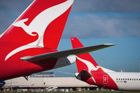 Qantas Reels From a Fare War Down Under