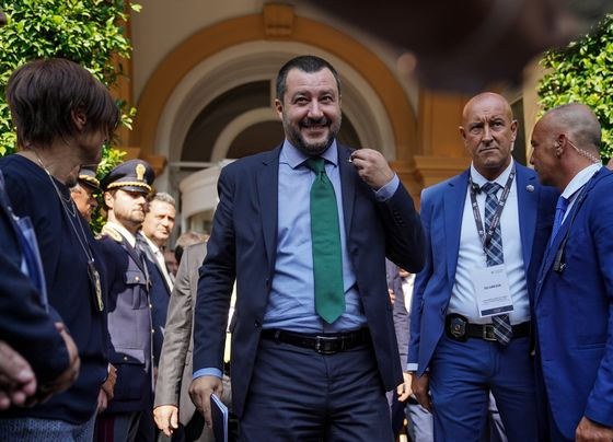 Italian Business Is Starting to Get Comfortable With Populism