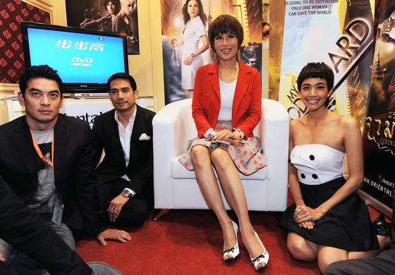 Princess Ubolratana Steps Into Tense Thai Political Fray