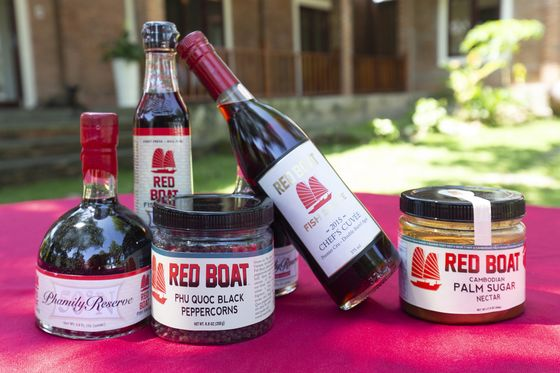 Ex-Apple Engineer Takes on Big Fish Sauce
