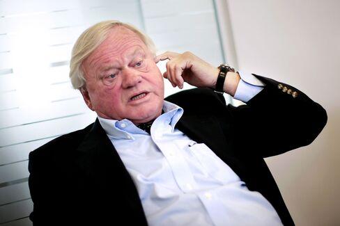 Frontline Ltd CEO John Fredriksen.