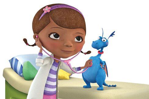 Disney's New Channel for Preschoolers