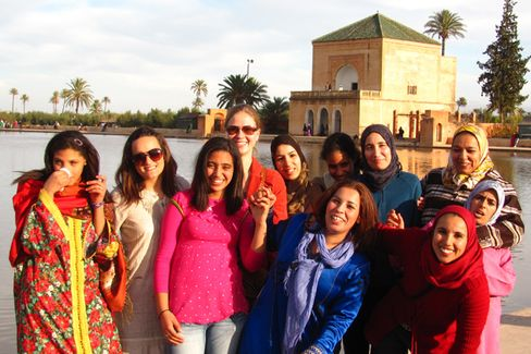 MBAs Without Borders: Have Degree, Will Travel