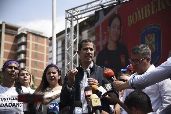Venezuela's Guaido to Appeal $8.75 Billion ConocoPhillips Award