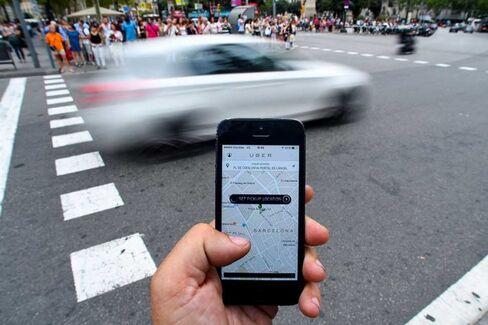 Uber Could Finally Make Smartphone Carpools Work