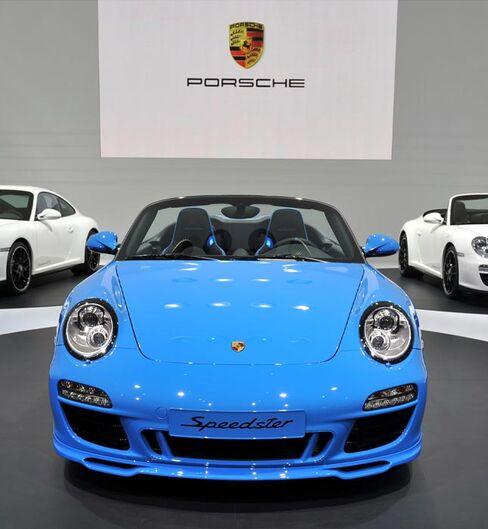 Porsche Shares Surge After U.S. Judge Snubs Lawsuits