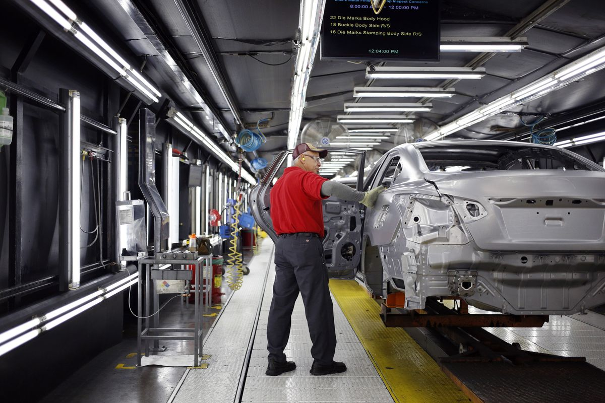 Big Questions Are Hanging Over the Auto Industry