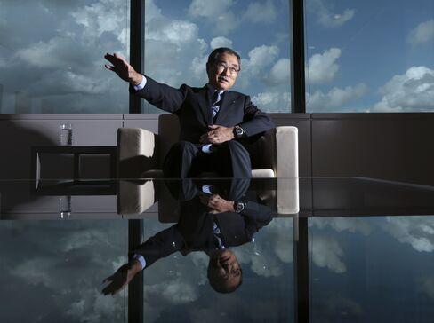 ANA CEO Shinichiro Ito