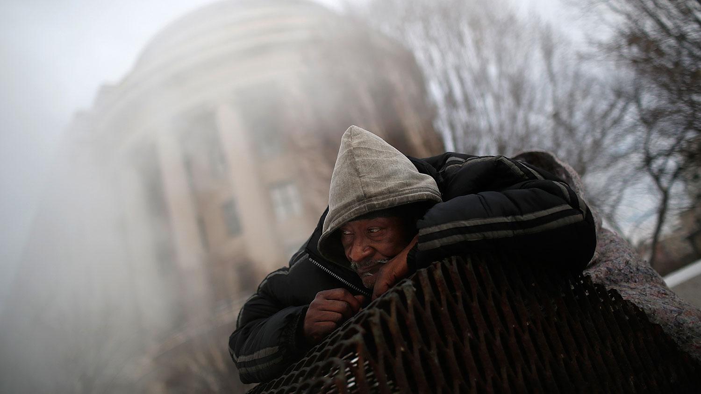 Homeless at risk