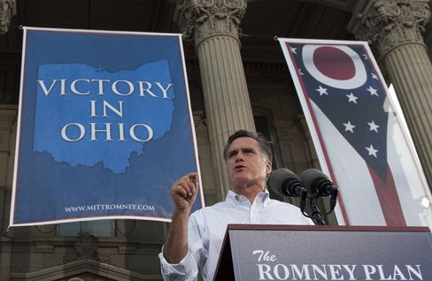 Obama Leads Romney in Florida, Ohio and Wisconsin, Poll Finds