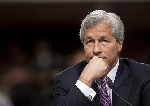 Dimon Says Change in Risk Model May Have Fueled Trading Loss