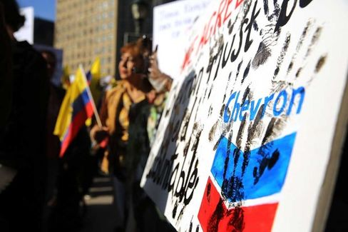 Faux Activism: Recruiting Anti-Chevron Protesters for $85 a Head