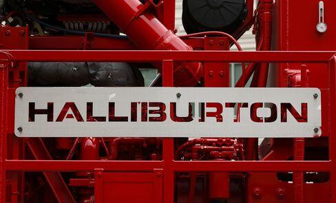 Halliburton, Baker Hughes Say U.S. Probes Fracking Antitrust