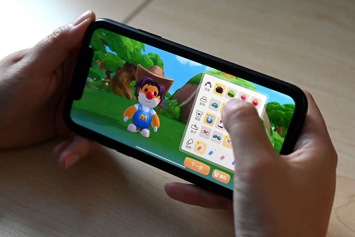 China Slashes Kids' Gaming Time to Just Three Hours a Week - Bloomberg