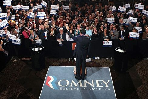 Pigs Fly, Republicans Rally Around Romney