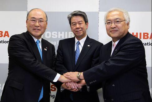 Toshiba to Make Tanaka President in June, Replacing Sasaki