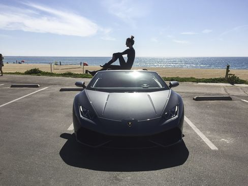 Women buy the Huracan more than any other model at Lamborghini.