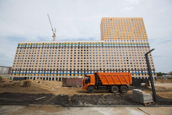 Russian Billionaire Behind Top Builder Wants to Disrupt Housing