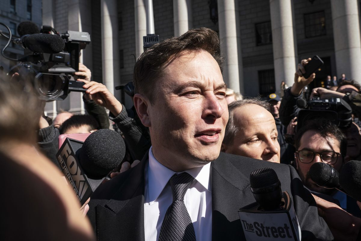 Musk, SEC Settle Legal Fight Over His Tweets About Tesla