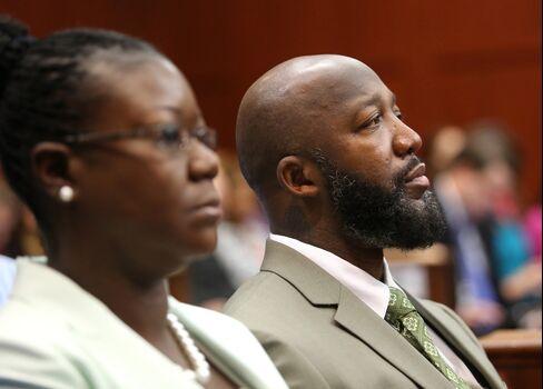 Trayvon Martin's Parents Sybrina Fulton & Tracy Martin