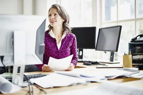 Probing Why Men and Women Become Self-Employed Later in Life