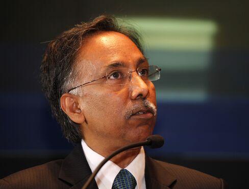 S.D. Shibulal, Infosys Technologies CEO