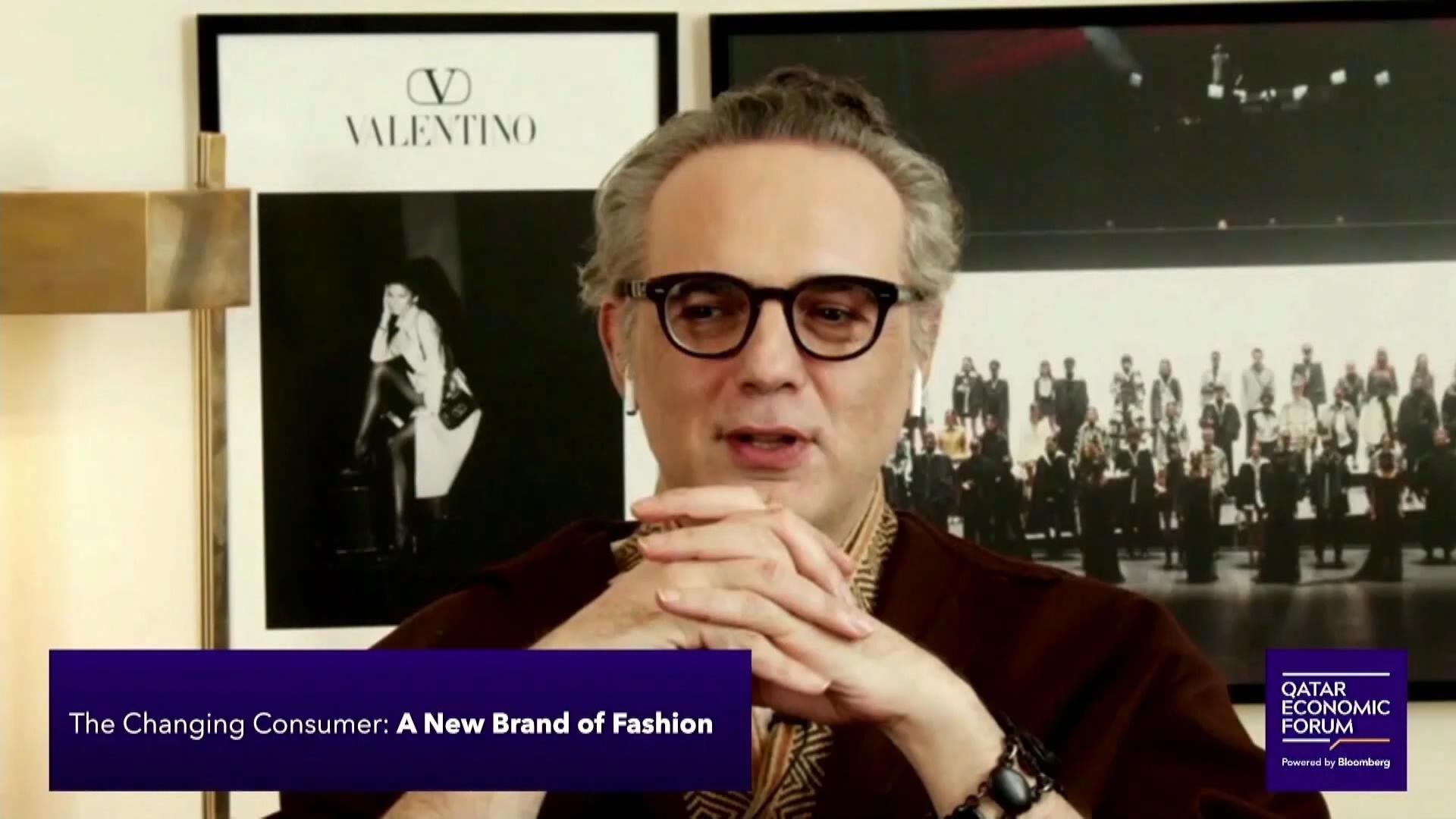 Valentino CEO on Future of Fashion