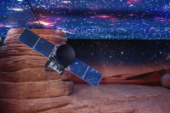 Mars Mission Is Next Step in Intensifying Middle East Space Race