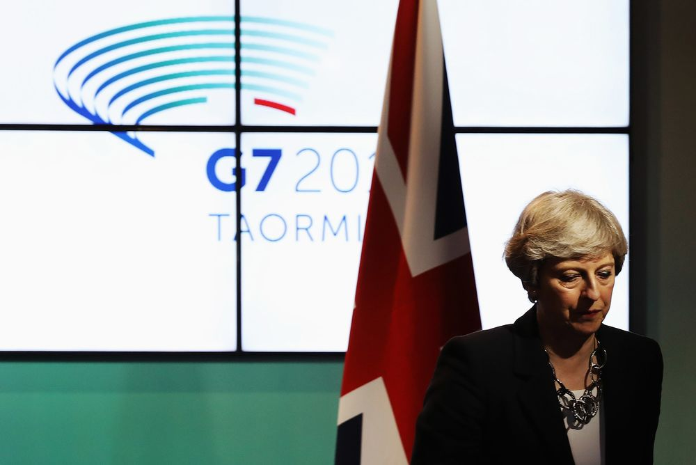 May Pledges Body to Fight Extremism and Promote British Values