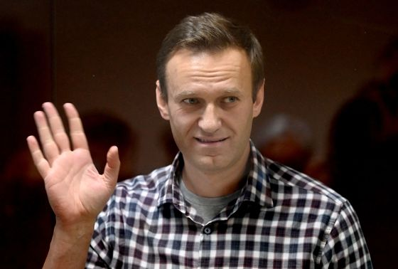Putin Foe Navalny to Be Sent to Prison Camp As Loses Appeal