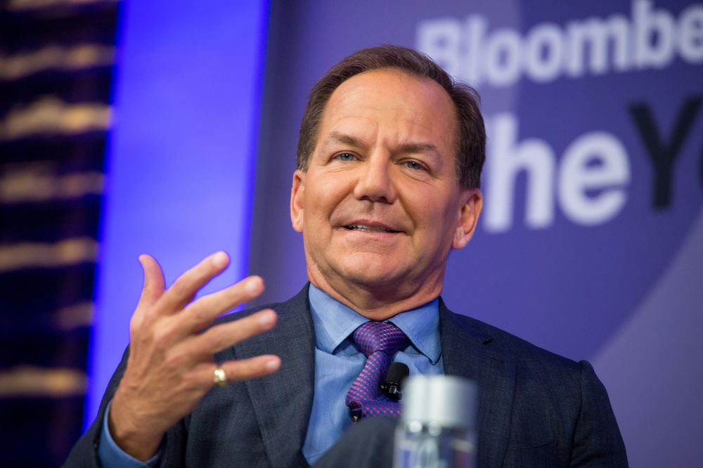 Paul Tudor Jones Says 2019 Is Better to Trade Than Buy and Hold