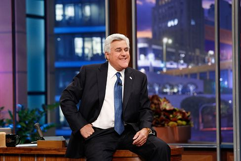 Jay Leno's Finale Sequel Attracts an Even Bigger Audience