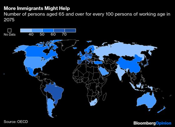 Virus May Make Attitudes to Immigration Healthier