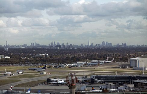 London Mayor's Royal Borough of Heathrow Mimics Denver Hub-Swap