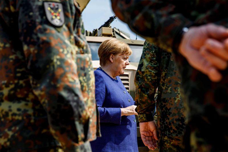 ドイツが中国新華社の記者3人を調査、NATO演習取材巡り-関係者 - Bloomberg
