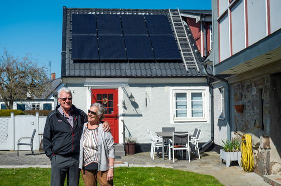 Ancient Swedish Hamlet Holds Lessons for Future of Clean Power