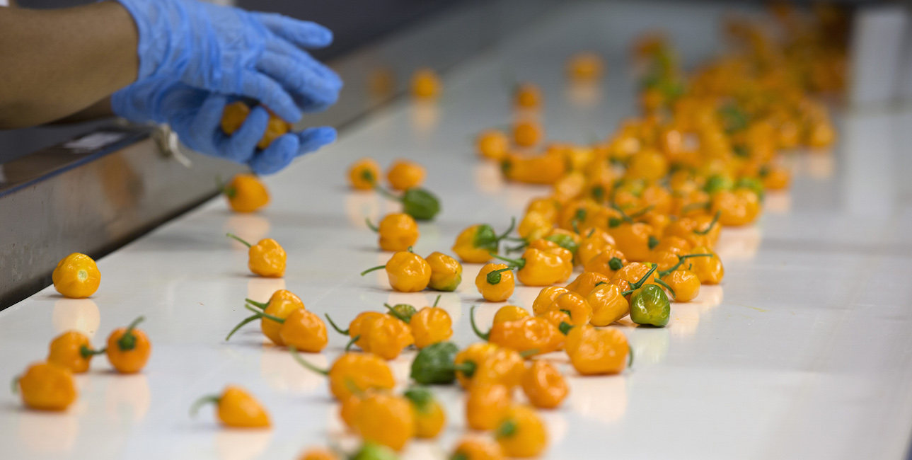 If weather were measured in peppers, last month would be an habanero.