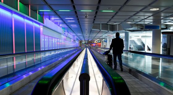 Business Travel Isn't Dead, Says AmEx. But It's Changing Forever