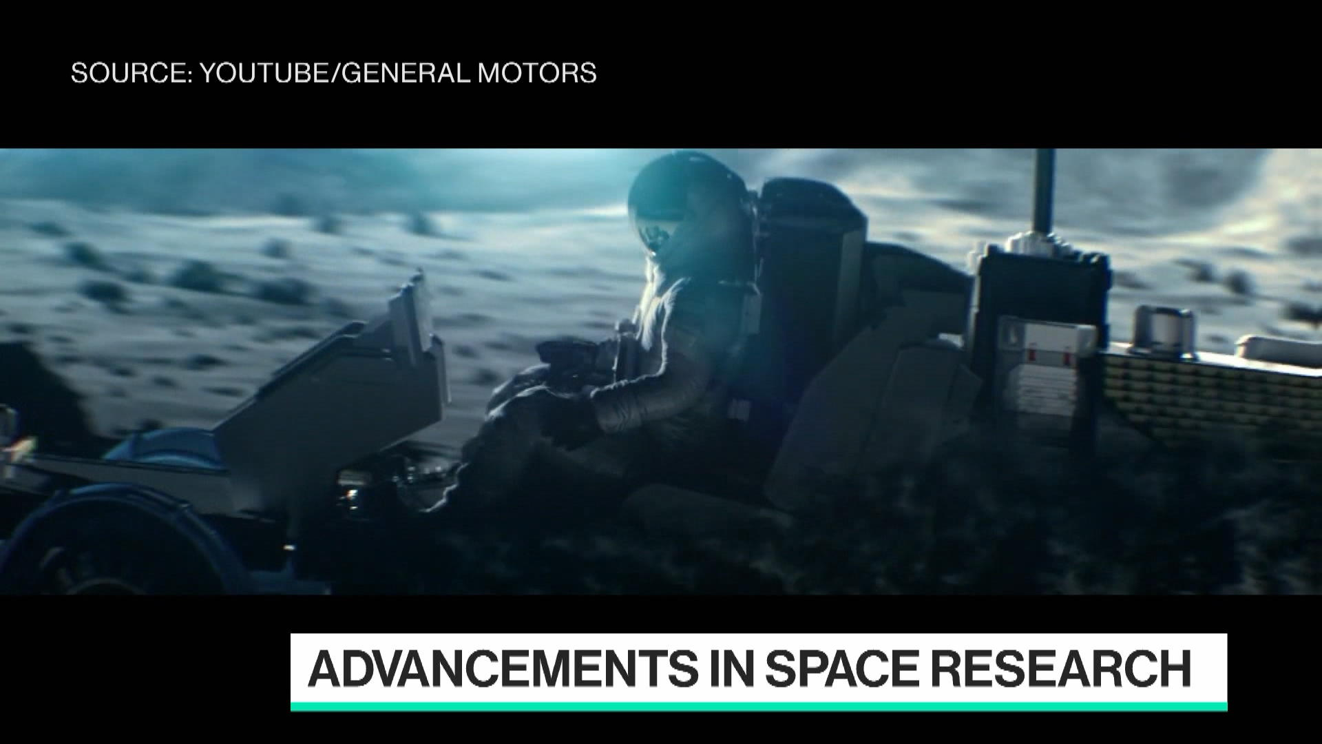 Lockheed Martin Partners with GM to make Electric Lunar Rover