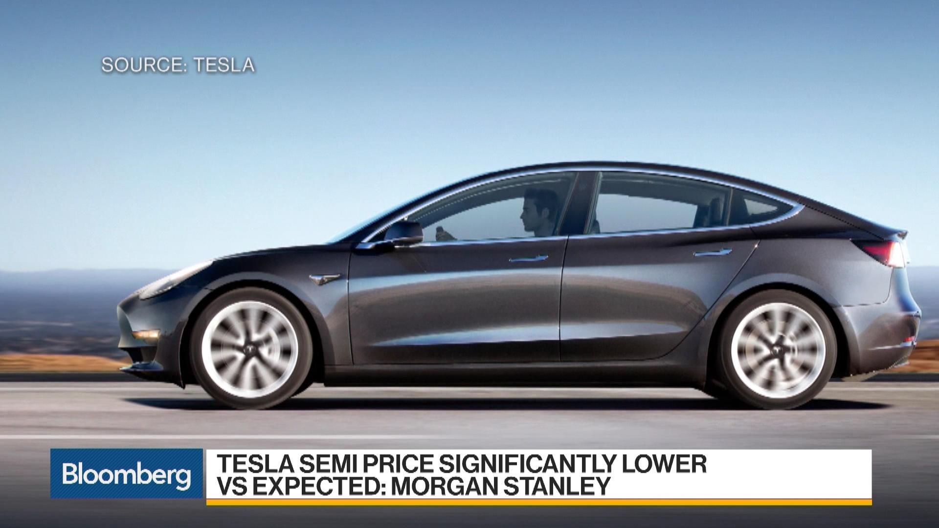 Morgan Stanley Expects A Lot Of Volatility With Tesla