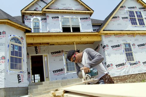 U.S. New-Home Sales Probably Stagnated